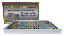 Stavebnice  VOLTÍK III. digitální stavebnice
