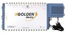 Satelitní multipřepínač Golden Interstar GI-17/16 kaskádové