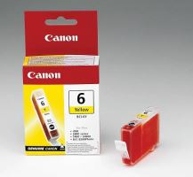 Canon cartridge BCI-6Y Yellow (BCI6Y), 4708A002