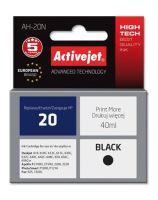 ActiveJet Ink cartridge HP 6614 Bk no20 - 40 ml     AH-614N