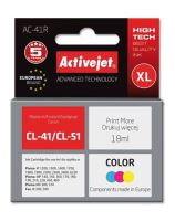 ActiveJet Ink cartridge Canon CL-41 Color ref. - 21 ml     AC-41, EXPACJACA0040