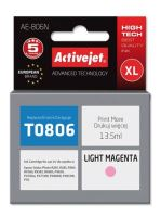 ActiveJet Ink cartridge Eps T0806 R265/R360/RX560 LighMagen - 12 ml     AE-806, EXPACJAEP0113