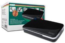 """Digitus ext. pouzdro pro 3,5"""" SATA HDD na USB 2.0 , ( bezšroubová instalace ), DA-71051"""