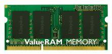 KINGSTON 8GB 1333MHz DDR3 Non-ECC CL9 SODIMM, KVR1333D3S9/8G