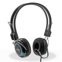 Crono HM-53B Sluchátka s mikrofonem , černá, HM53B