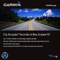 CityNavigator® NT Australia & New Zealand na microSD/SD, 010-11875-00