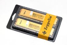 EVOLVEO DDR III 16GB 1333MHz (KIT 2x8GB) Zeppelin GOLD (s chladičem,box),CL9 - testováno pro DualChannel (doživ. záruka), 16G/1333XK2 EG