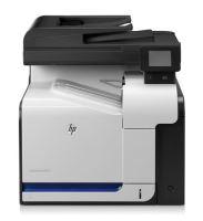 HP CLJ Pro 500 Color MFP M570dn (A4, 30 ppm, USB 2.0, Ethernet, Print/Scan/Copy/Fax, DADF,  Duplex), CZ271A