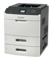 Lexmark MS810dtn mono laser, 52 str./min., duplex, síť, barevný LCD, druhý zásobník papíru, 40G0420
