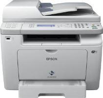 EPSON WorkForce AcuLaser MX200DWF - A4/30ppm/256MB/Net/duplex/Fax/ADF/Wi-fi, C11CC73031