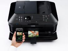 Canon PIXMA MX925 - PSCF/Wi-Fi/LAN/PotiskCD/Duplex/DADF/9600x2400/USB/PictBr, 6992B009