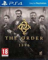 SONY PS4 hra The Order: 1886, PS719284994