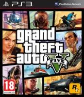 Take 2 PS3 hra Grand Theft Auto V, 5026555410236