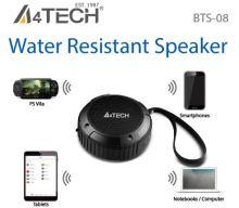 A4Tech BTS-08 vodotěsný Bluetooth 4.0. reproduktor, BTS-08