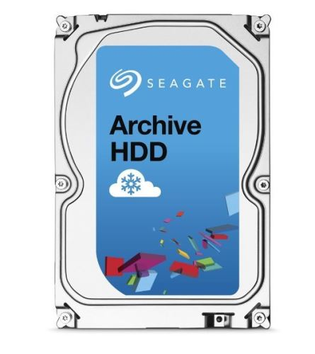 """Seagate Archive HDD, 6TB, 3.5"""", SATAIII, 128MB cache, 5.900RPM, ST6000AS0002"""