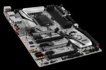 MSI Z170A XPOWER GAMING TITANIUM EDITION, s.1151, Z170, 4xPCIe 3.0x16, 4xDDR4, SATAIII, USB 3.1, DP/HDMI, ATX, Z170A XPOWER GAMING TITANIUM