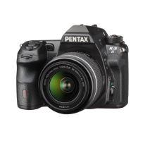 Pentax K-3 II Black + DA 18-55 mm WR, 16204