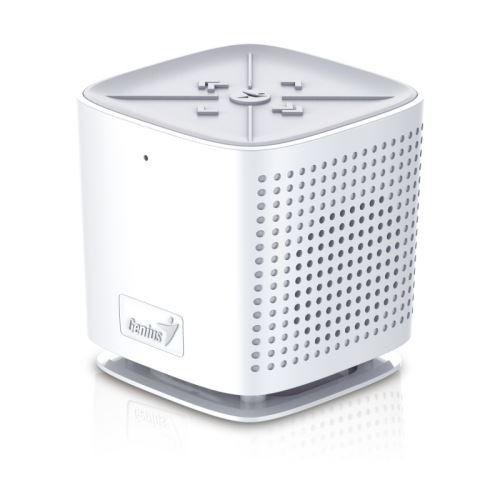 GENIUS repro SP-920BT/ Bluetooth 4.0/ dobíjecí/ mikrofon/ bílý, 31731061101