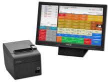 """Pokladní sestava LYNX 15"""" se softwarem Conto Mini a tiskárnou"""